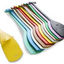 Ritchey-ID Plain Tie Tags - Various Colours