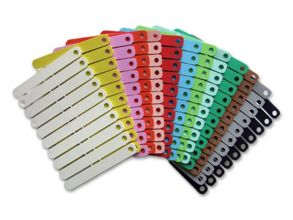 Ritchey-ID Plain Loop Tags - Various Colours