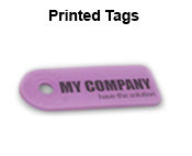 Ritchey-ID offer a wide range of printed tags, for inspection, asset management and traceability