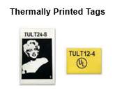 Ritchey-ID Thermally Printed Tags