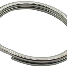 Ritchey-ID 25mm nikel plated steel split ring