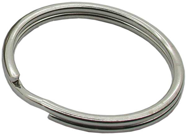 Ritchey-ID 25mm nikel plated steel split ring 90221764fab2